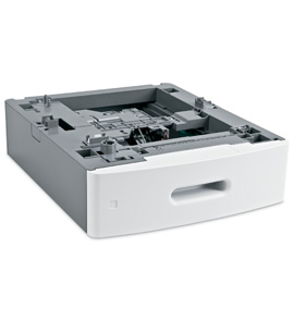 550 Sheet Drawer For T650, T652 and T654 Series Printers