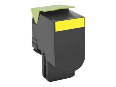 701HY Yellow High Yield Return Program Toner Cartridge
