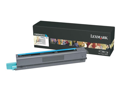 C925 Cyan High Yield Toner Cartridge
