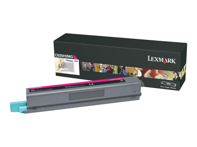 C925 Magenta High Yield Toner Cartridge