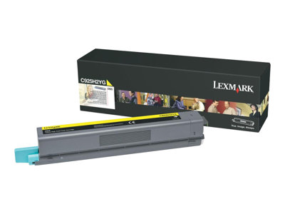 C925 Yellow High Yield Toner Cartridge